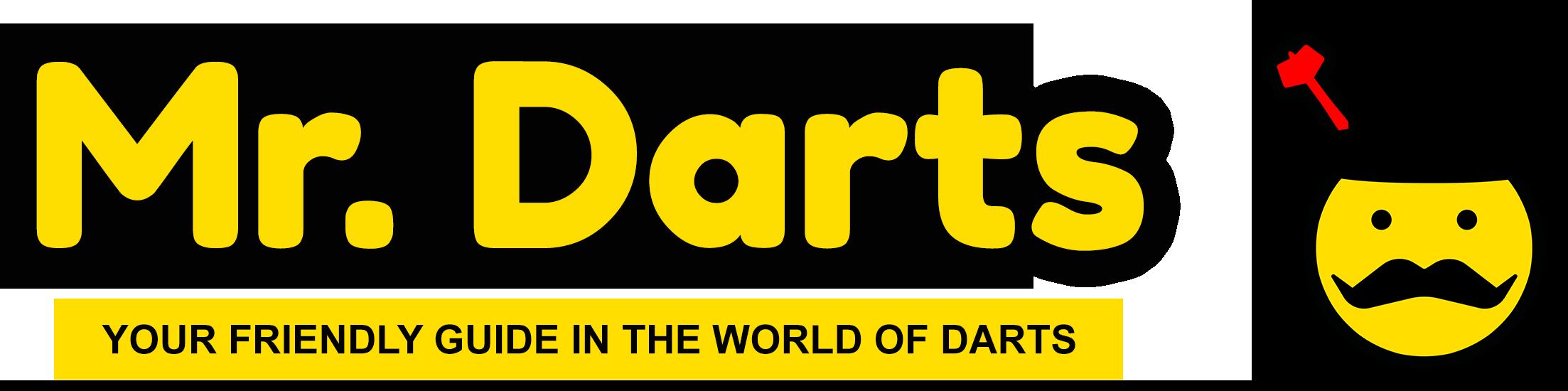 Mr. Darts Logo